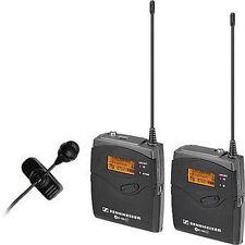 Sennheiser EW122-p G3 Camera Mount Wireless Microphone System (A) *NEW*