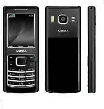 New Condition Original  Nokia 6500 classic Black GSM Unlocked Cellular Phone