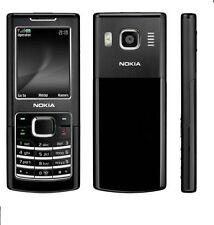 New Condition Original  Nokia 6500 classic Black GSM Unlocked Cellular Phone