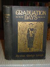 1926 Graduation Days, Seniors, Class Song Will Motto