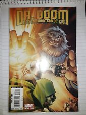 Doctor Doom And The Masters Of Evil #3 (2009 Series, Jun 2009, Marvel)