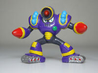 CAPCOM Rockman Megaman colored mini Figure Napalm Man BANDAI Japan