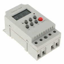 1Pc 12V DC AC Digital Weekly Programmable Power Timer Time Relay Switch US