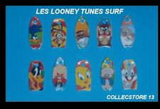 SERIE COMPLETE DE FEVES WARNER LES LOONEY TUNES SURF