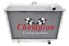 3 Row BC Champion Radiator for 1968 - 1973 Plymouth Satellite Hemi Engine