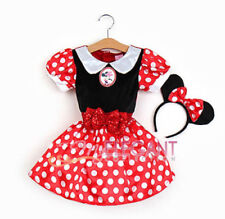 2cd7337f60 Disney Minnie Mouse Dresses (Sizes 4 & Up) for Girls for sale   eBay