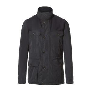 Men's Hackett, Wool Arborfield Jacket in Navy