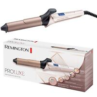 Remington Proluxe Donna Capelli Arricciacapelli Optiheat 210°C 32mm Ci9132 Oro
