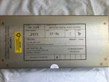 Nat Seattle Digital Audio Control Amp P/N 700-006