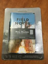 100 Charity Field Notes Three Missions Memo Books Set of 3