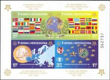 Bosnia Herzegovina 2005 Europa/Chess/Money/Coins/Flags/Maps imperf m/s (n34842a)