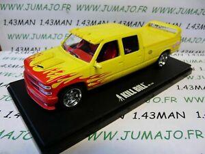 FIL12 1/43 GREENLIGHT film KILL BILL vol I & II Pussy wagon Chevrolet C2500 97