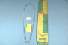 NOS 1958 CHEVROLET BEL AIR & STATION WAGON 2-DR  DOOR EDGE GUARDS #987802