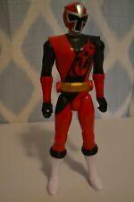 Power Rangers Super Ninja Steel 12-inch Action Figure Red Ranger Brody