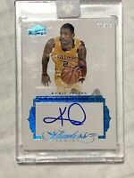 KYRIE IRVING 2015-16 Panini Flawless AUTO 9/10 Encased Mint NETS Cavs MVP ebay/1