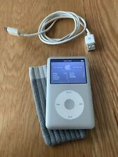 iPod Classic 7th generation 160GB In Silver