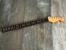 """USA Spec Stratocaster Neck 7.25"""" Rosewood Fingerboard Vintage Tint - Fits Fender"""