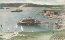Plymouth; Smeaton tower; 1918