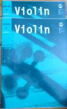 Violin. AMEB. Series 8. Grade 4. SALE!!