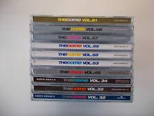 THE DOME - Vol. 32+33+34+48+53+55+56+57+58+61. 10 CDs Sammlung