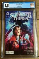 Stranger Things #1 Lambert Variant Cover CGC 9.8 2137029017