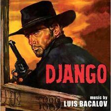 Luis Bacalov - Django [New CD] Italy - Import