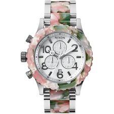 Nixon 42-20 Chrono Watch (Mint Julep)