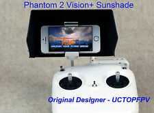 Sun Hood Sun Shade for DJI Phantom All Models Inspire Samsung S4 HTC iPhone