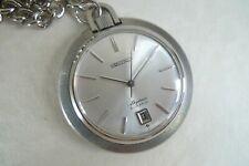 Vintage Seiko Skyliner 21-J Pocket Watch....Mechanical