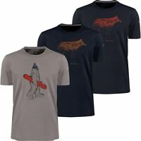 64% OFF DARE 2B ABUNDANCE URBAN SHORT SLEEVE TEE MENS SPORTS COTTON T-SHIRT