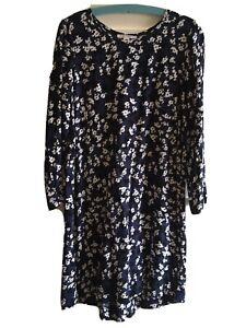 Trenery Dark Blue Winter Dress 10