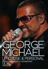 George Michael: Up Close and Personal (DVD, 2014)