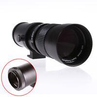 420-800mm F/8.3-16 Super téléobjectif zoom pour Pentax K PK K1 K3 II appareil