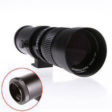 420-800mm F/8.3-16 Super Telephoto Zoom Lens for Pentax PK Mount Camera K1 K3 II
