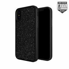 APPLE IPHONE X / Xs SKECH JEWEL SERIES CASE - Black