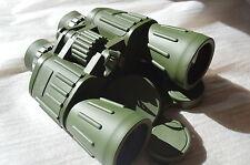 Day/Night Prism 60x50 Military Camo Zoom Binoculars
