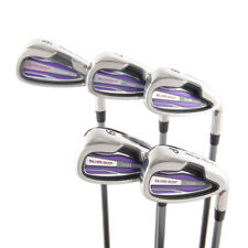 New Tommy Armour Silver Scot TA-28 Ladies Iron Set 6-PW Graphite RH