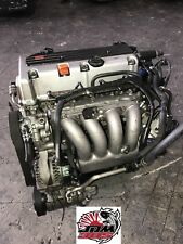 2003-2007 HONDA ACCORD 2.4L DOHC I-VTEC 4 CYLINDER ENGINE JDM K24A K24A4