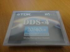 NEW TDK Cartridge DDS4 DAT40 for HP IBM DAT72 DDS4 drive DC4-150