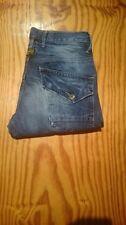 G-Star Regular Cotton Faded Jeans for Men