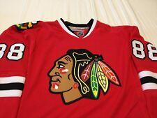 Reebok Premier NHL Trikot Jersey Chicago Blackhawks Patrick Kane Größe S NEU