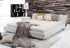 Moderne Doppelbett aus Baumwolle