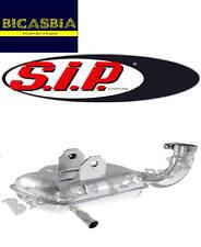 4540 - MARMITTA SIP ROAD 2.0 CROMATA VESPA PX 125 150 - PX ARCOBALENO