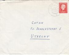 Envelop 29 okt 1970 Schalkwijk 2 (openbalk)