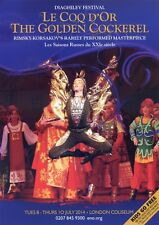 THE GOLDEN COCKEREL Theatre Flyer  Handbill