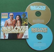 R&B Love Collection 2009 Jackson 5 Tinchy Stryder Lady Gaga Kanye West + CD x 2
