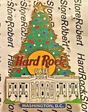 2004 HARD ROCK CAFE WASHINGTON DC WHITE HOUSE CHRISTMAS TREE LE PIN