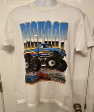 Vintage Screen Stars Best T-Shirt - Bigfoot Monster Truck - Single Stitch - XL