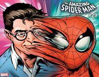 Amazing Spider-Man #29 Immortal Variant Marvel Comic 1st print 2019 NM