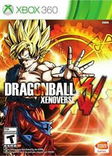 Dragon Ball Xenoverse  (Microsoft Xbox 360, 2015) / Brand New / Factory Sealed